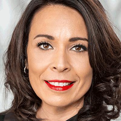 Stephanie Boucher, esthéticienne
