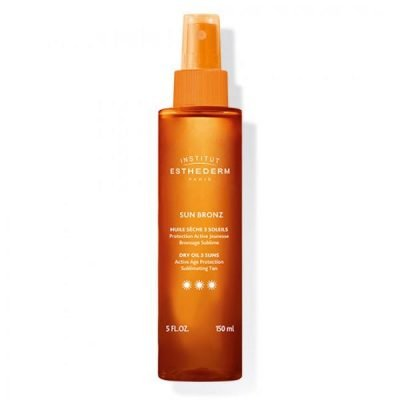 Sun Bronz - Huile solaire soleil fort 150 ml