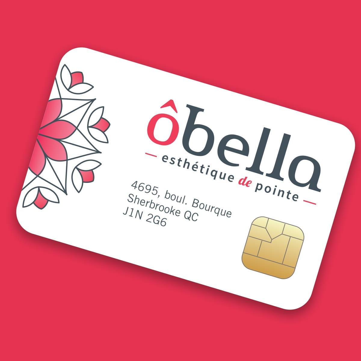 Carte fidélité Obella
