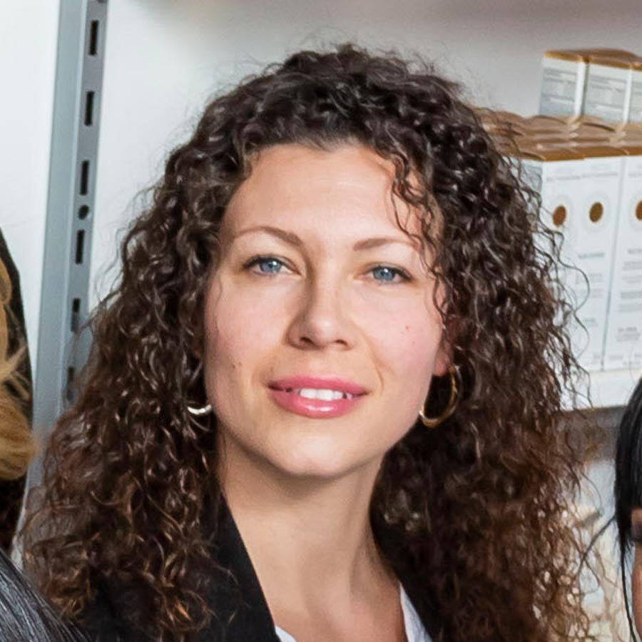 Claudia Inkel, infirmière