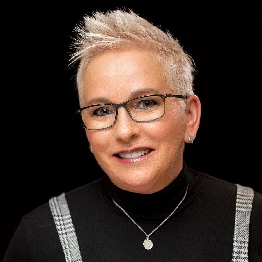 Nathalie Grenier, réceptionniste