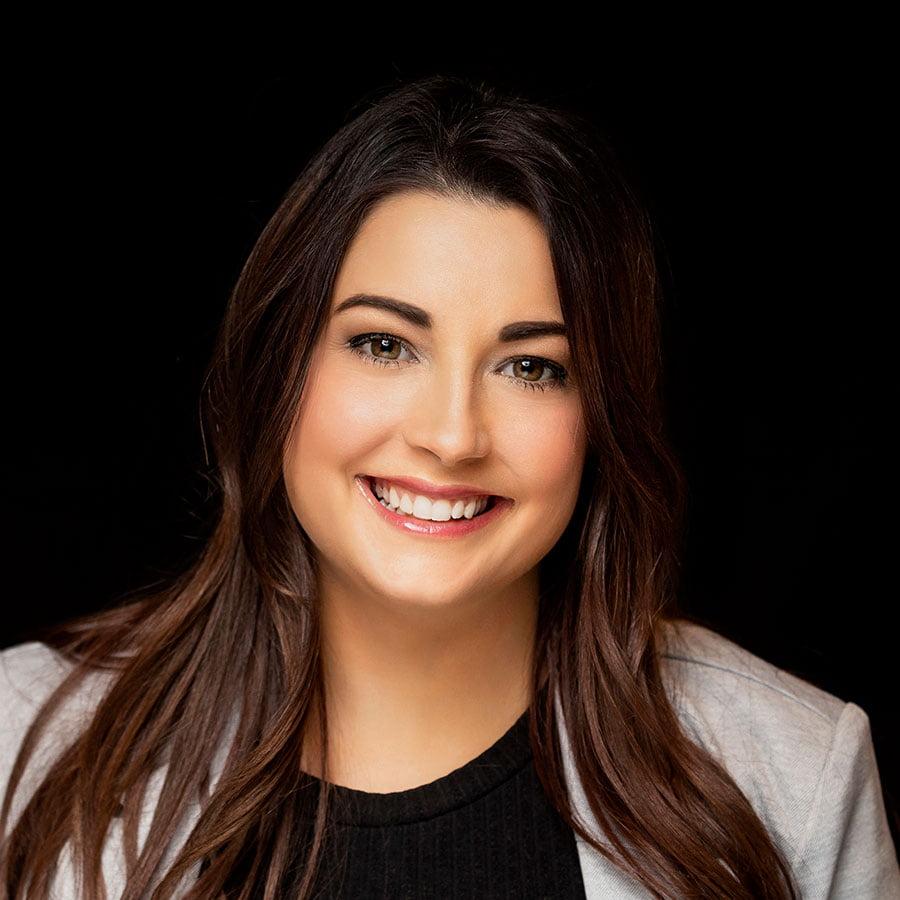 Vanessa Cormier, esthéticienne