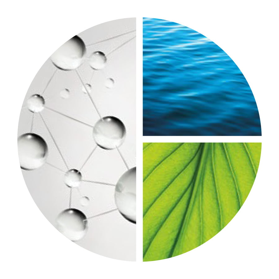 Aquafolia - Triple action 3A